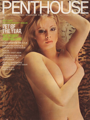 Penthouse Magazine - September 1971