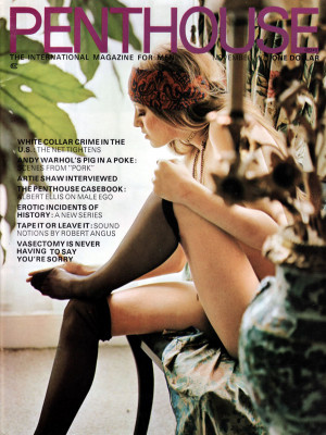 Penthouse Magazine - November 1971