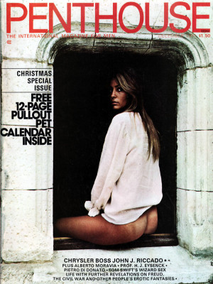 Penthouse Magazine - December 1971
