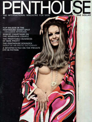 Penthouse Magazine - January 1972