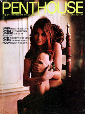 Penthouse Magazine - March 1972