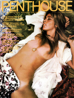 Penthouse Magazine - April 1972