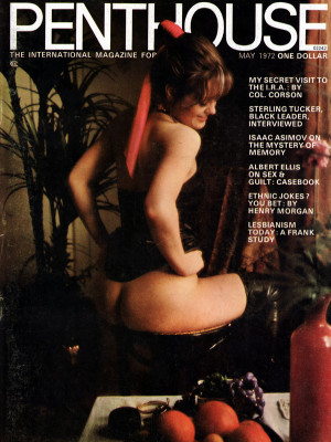 Penthouse Magazine - May 1972