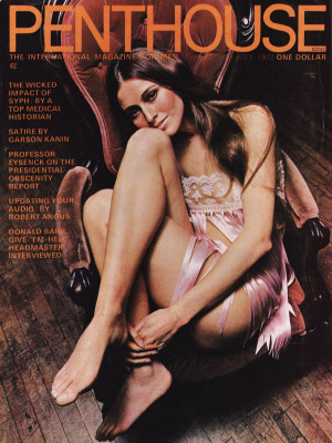 Penthouse Magazine - July 1972