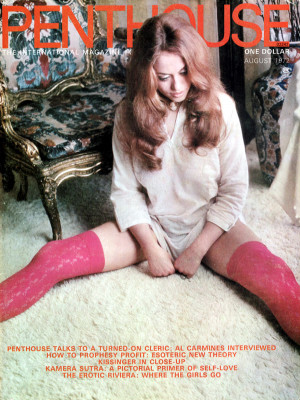 Penthouse Magazine - August 1972