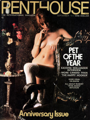 Penthouse Magazine - September 1972
