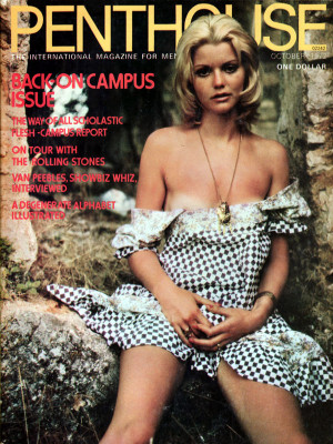 Penthouse Magazine - October 1972