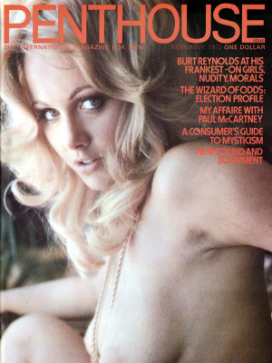 Penthouse Magazine - November 1972