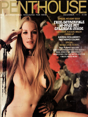 Penthouse Magazine - December 1972