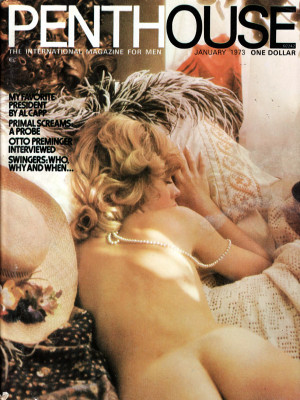 Penthouse Magazine - January 1973