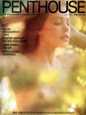 Penthouse Magazine - July 1973