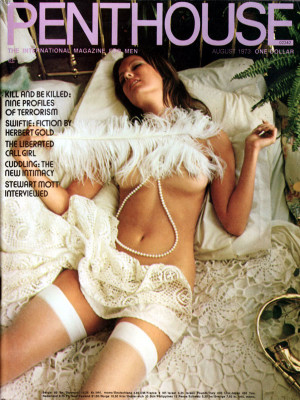 Penthouse Magazine - August 1973