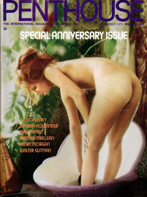 Penthouse Magazine - September 1973