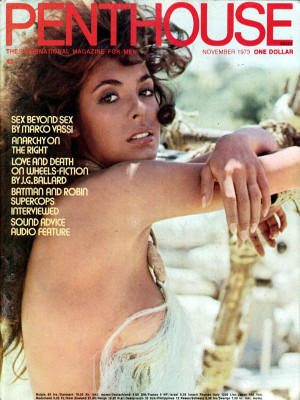 Penthouse Magazine - November 1973