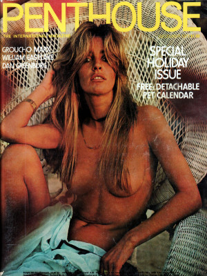 Penthouse Magazine - December 1973