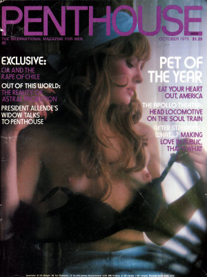 Penthouse Magazine - October 1975