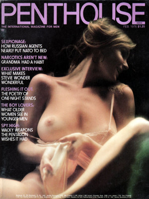 Penthouse Magazine - February 1976