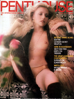 Penthouse Magazine - March 1976