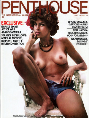 Penthouse Magazine - May 1976