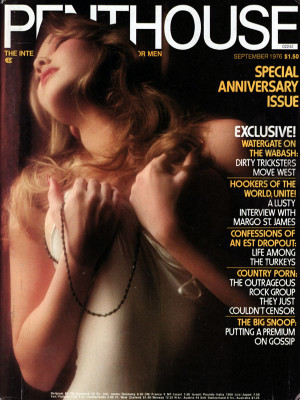 Penthouse Magazine - September 1976