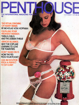 Penthouse Magazine - October 1976