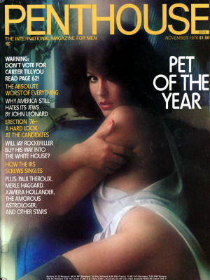 Penthouse Magazine - November 1976