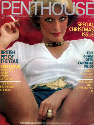 Penthouse Magazine - December 1976