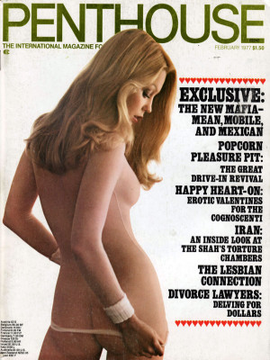 Penthouse Magazine - February 1977