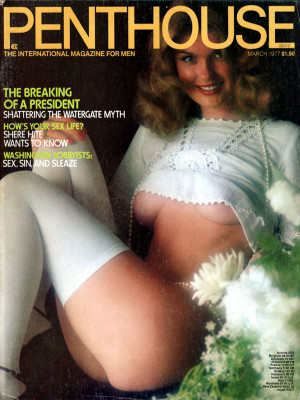Penthouse Magazine - March 1977