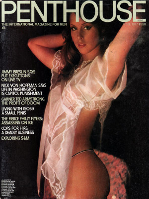 Penthouse Magazine - April 1977