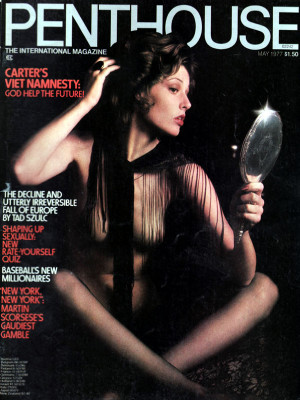 Penthouse Magazine - May 1977
