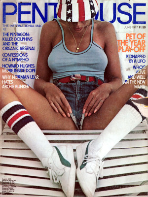 Penthouse Magazine - June 1977