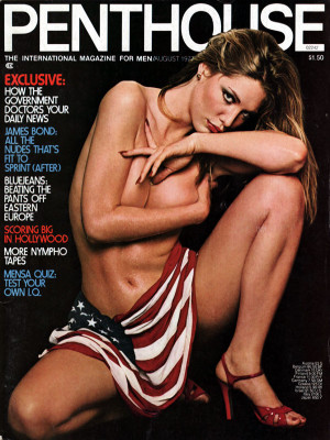 Penthouse Magazine - August 1977