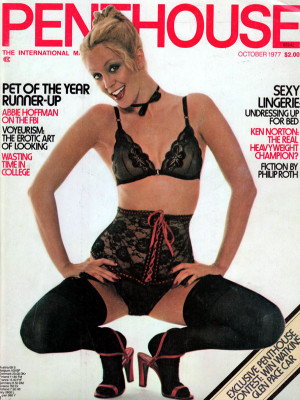 Penthouse Magazine - October 1977