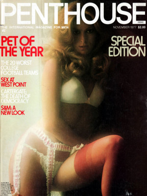 Penthouse Magazine - November 1977