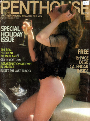 Penthouse Magazine - December 1977