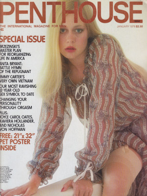 Penthouse Magazine - January 1978