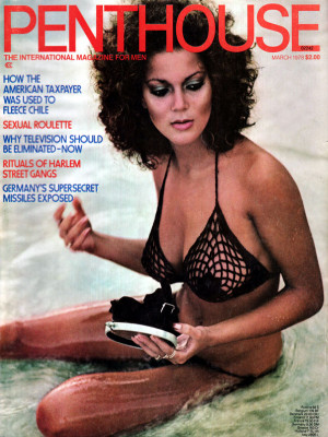Penthouse Magazine - March 1978