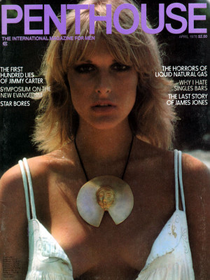 Penthouse Magazine - April 1978