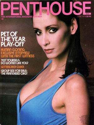 Penthouse Magazine - June 1978