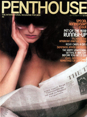 Penthouse Magazine - September 1978