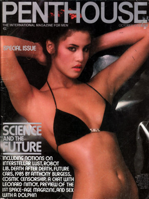 Penthouse Magazine - October 1978