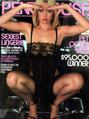 Penthouse Magazine - November 1978