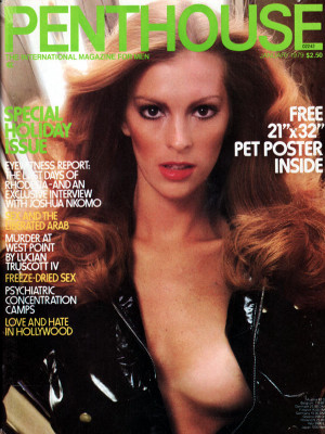 Penthouse Magazine - January 1979