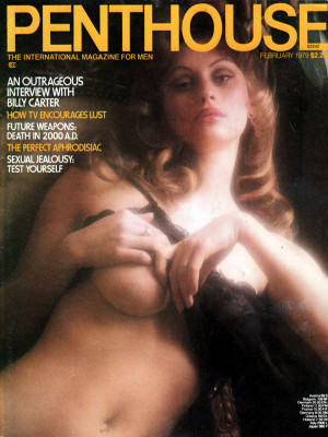 Penthouse Magazine - February 1979