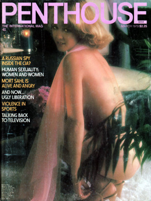Penthouse Magazine - March 1979
