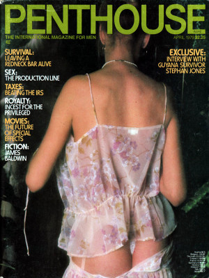 Penthouse Magazine - April 1979