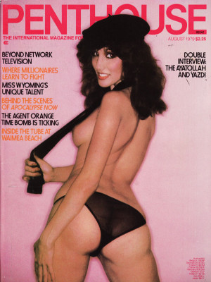 Penthouse Magazine - August 1979