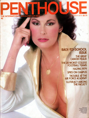 Penthouse Magazine - October 1979