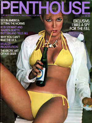 Penthouse Magazine - April 1980